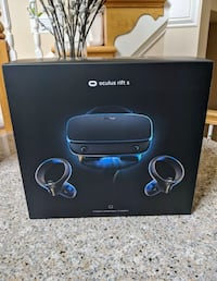 NEW Oculus Rift S PC-Powered VR Gaming Headset Virtual Reality