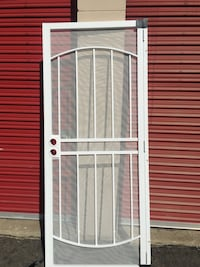 Security door 32x80