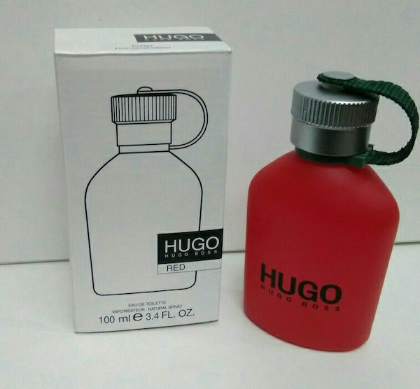 Тестер Hugo Boss Red