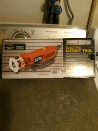 Dry wall cut out tool.
