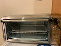 Like new black and decker toaster oven  Temecula, 92592