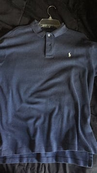 Navy Polo by Ralph Lauren Large