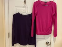 The Limited  XS Small Sweaters Pink & Purple  Jackson, 08527