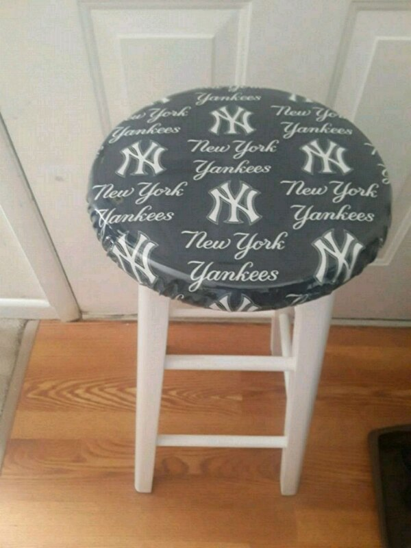 Miraculous N Y Yankees Bar Stool Caraccident5 Cool Chair Designs And Ideas Caraccident5Info