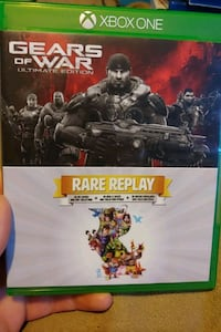 Gears of War Ultimate Edition & Rare Replay  Little Egg Harbor Township, 08087