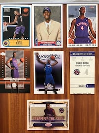 $1 basketball cards.