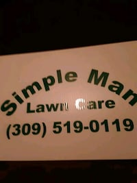 Lawn care East Moline