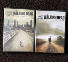 The Walking dead 1-2 Season movie