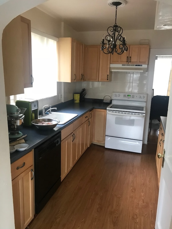 Used Kitchen Cabinets Including Stove And Dishwasher For In Rutherford