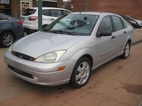 2002 Ford Focus ZTS Falling Waters, 25419
