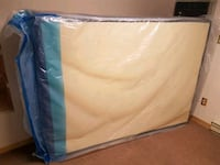 Brand new queen size box spring  Barrie, L4M