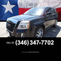 2012 GMC Terrain SLE-1 Houston