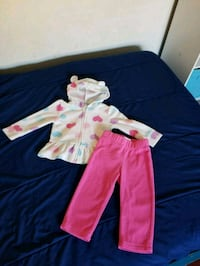 Baby girl winter clothes Bakersfield, 93309