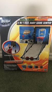 Arcade 2 in 1 Basketball and Darts Riverside, 92506