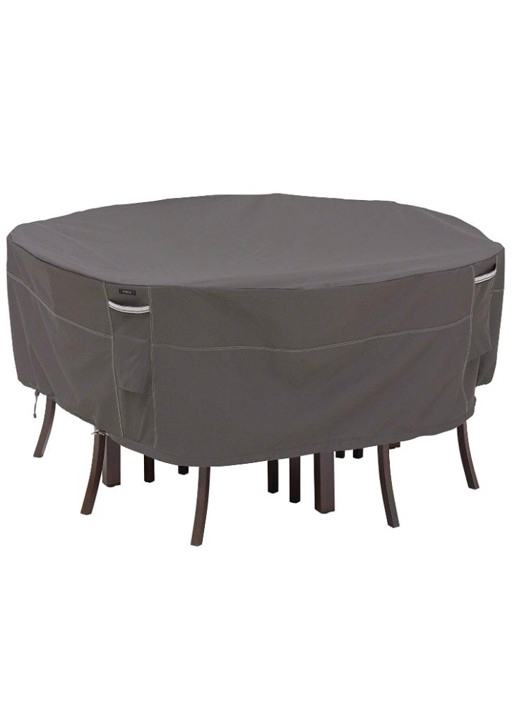 used classic accessories ravenna round table chair cover for sale rh us letgo com