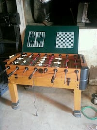 FUTBALL AIR HOCKEY TABLE today must go! Canyon Lake, 92587