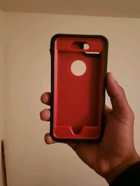 red and black iPhone case Vineland, 08360