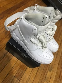 Men's White Air Force High Toronto