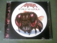 Anthrax - Return of the Killer B's A's, CD excelle Columbus, 43232