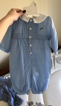 Baby boy outfit size 9M