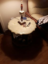 brown wooden nightstand North Bay, P1B 3Z1