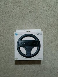 Black Nintendo Wii Wheel Fairfax, 22033