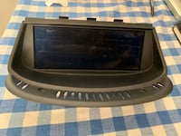 BMW - 3-Series - 2011 entertainment screen Toronto, M6A 0C3