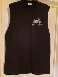 New no tag mens tank large, Jerzees brand