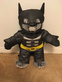 BATMAN Koala Bear (Build-a-Bear) Calgary, T2V 5G2