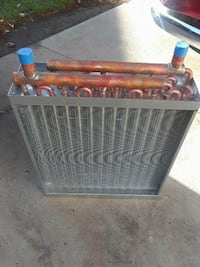 Heating and cooling coil  Redford Charter Township