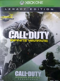 XBOX ONE Call Of Duty Infinte Warfare  Bakersfield, 93309