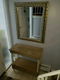 Mirror with console table Vienna, 22180
