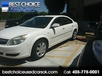 2008 Saturn Aura Sedan Oklahoma City