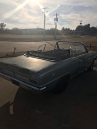 AMC - rambler american 440 convertible - 1964not running needs total restoration see all photos before contacting me 1126 mi