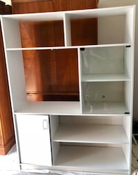 IKEA white entertainment unit 23 km