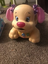 Fisher-Price Laugh and Learn walker Daphne