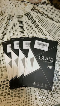 Iphone X Glass screen protector (New) Burnaby
