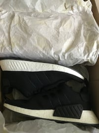 NMD black Mississauga, L5H 1S5