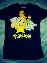Welovefine Pokemon tshirt adult small Monte Alto, 78538
