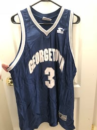 Georgetown IVERSON Jersey XXL Washington, 20001
