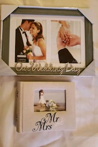 Wedding Frame and photo album Frederick