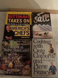 LOT OF 10 COOKING BOOKS Toronto, M6K 0A5