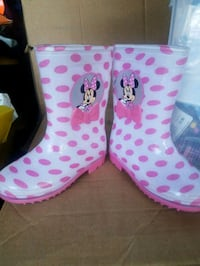 Minnie Mouse boots 10t Long Beach, 90807