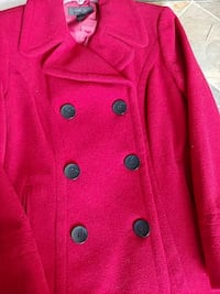 red Peacoat - Brand new - Size L Kettering, 20774