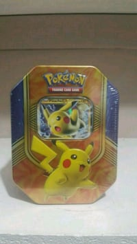 Pokemon Pikachu tin Surrey, V3R 7C1