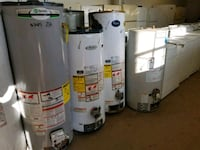 Hot water tanks starting at $120 Dearborn Heights, 48127