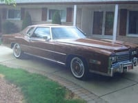 brown coupe 31K miles origìnal owner    Cocoa, 32922