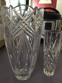 Flower Vases 2/$8 Taneytown, 21787
