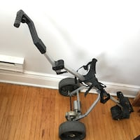 ~ CHEAP Electric Golf Caddy ~ Excellent Condition ~ Toronto