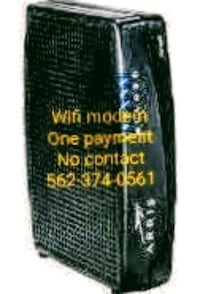 UN SOLO PAGO ONE PAYMENT INTERNET CABLE MODEM